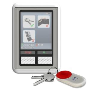 Sleutelhouders en sleutelvinders