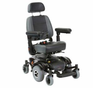 Elektrische rolstoelen en besturingssystemen